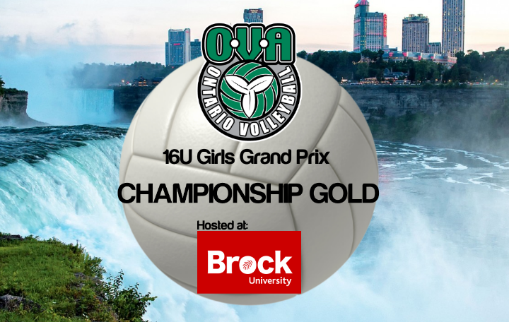 OVA 16U Girls Grand Prix @ Brock University