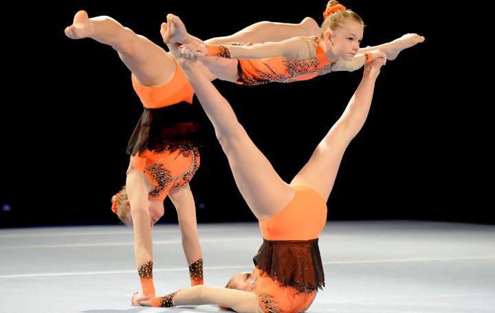 Gymnastics Ontario Acro Championship