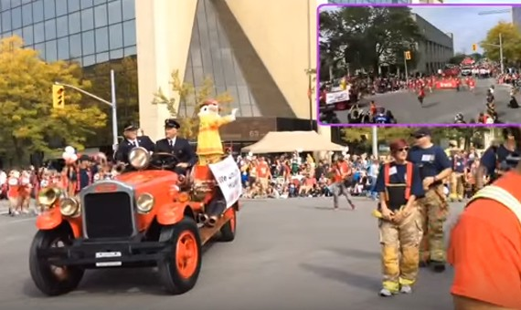 Meridian Grande Parade – September 26, 2015