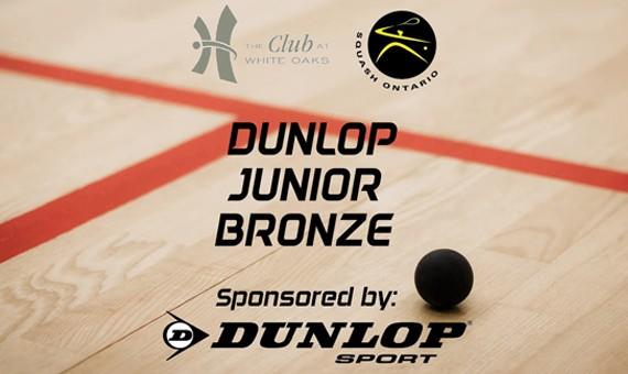 Squash – Dunlop Junior Bronze