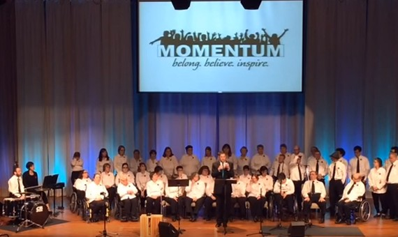 Momentum Choir – Bethany Community Church