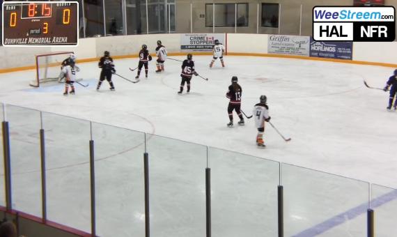 Minor Hockey – Niagara Falls v Haldimand