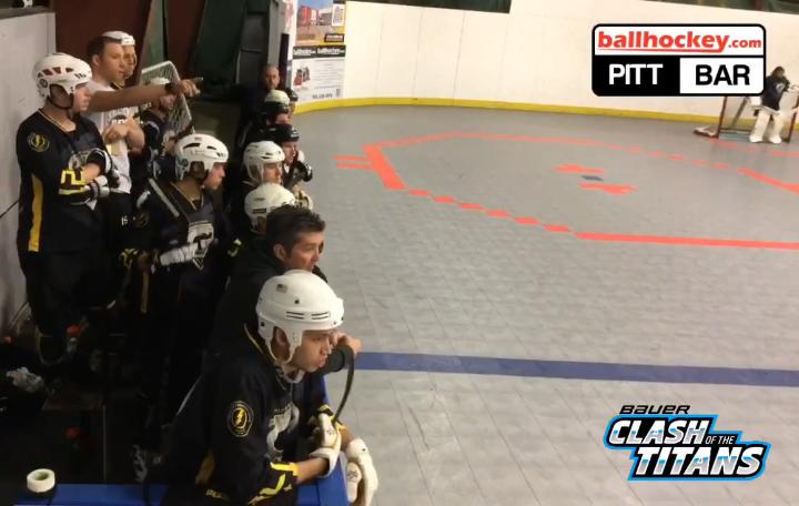 Clash of the Titans at BallHockey.com