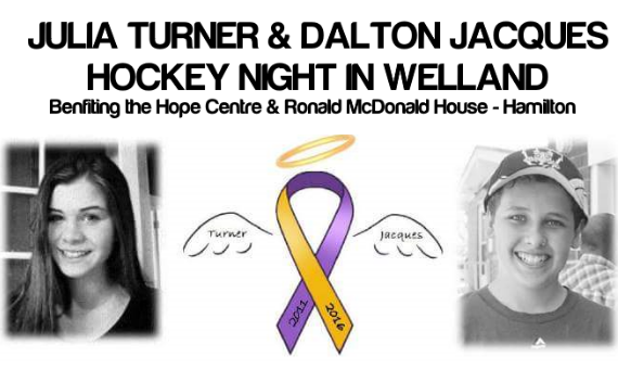 Julia Turner & Dalton Jacques H.N.I.Welland