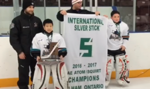 International Silver Stick Pelham Finals