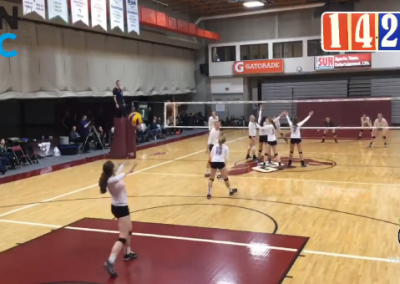 Ontario Volleyball Association – ON/QUE Series