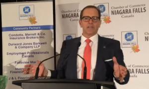 Mayor Jim Diodati – State of the City Address