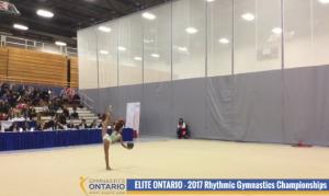 Gymnastics Ontario – 2017 Rhythmic Championship