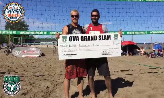 2017 Ontario Beach Tour – OVA Grand Slam