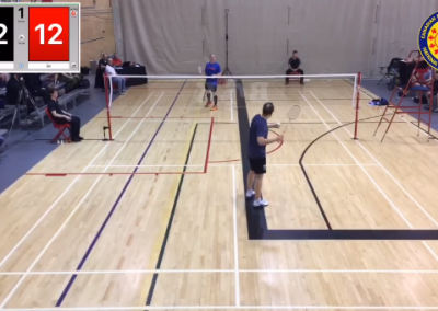 Canadian Military – Badminton Championship