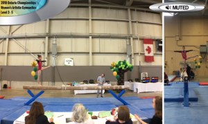 2018 Eastern Canadian Gymnastics Championships