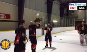 Canadian Military – Ice Hockey Championship