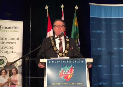 2018 State of the Region (Niagara Region)