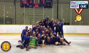 Canadian Military Ballhockey Championship