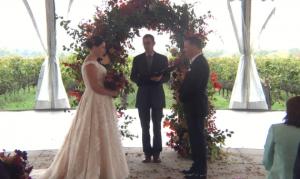 The McSorley-Cooke Wedding