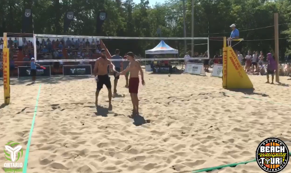 Ontario Men's Beach Volleyball Championship