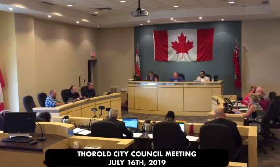 City Council – Thorold