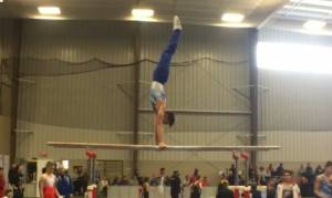 Gymnastics Ontario – Parallel Bars