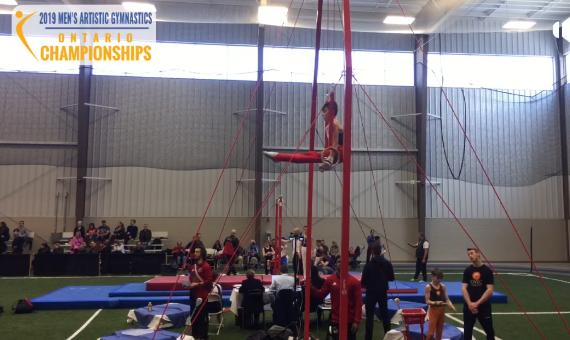 Gymnastics Ontario – Rings