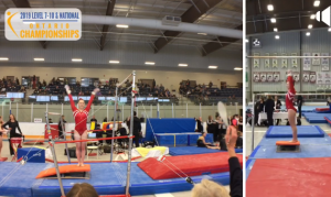 Gymnastics Ontario – Uneven Bars