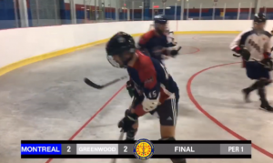 Canadian Military – Men's Ball Hockey Championship