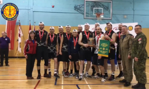 Canadian Military – Men's Volleyball Championship