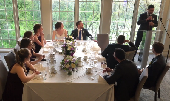 Wedding Reception & Dance